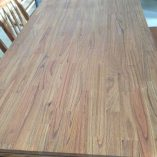 Sapele wood Table