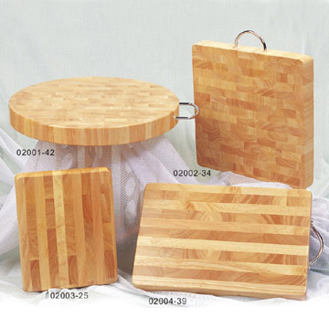 Rubberwood Chopping boards