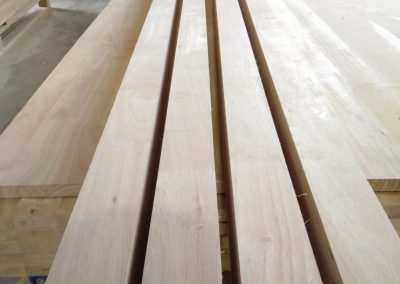 Rubberwood Bars - BC Grade