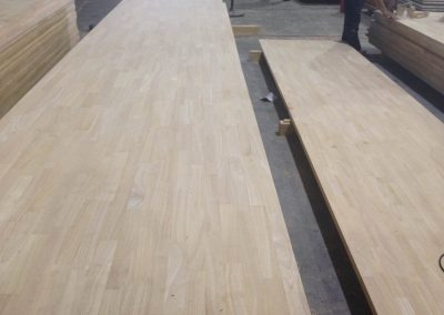 Rubberwood FJL Boards
