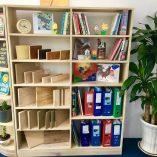 Bookcase ANB2